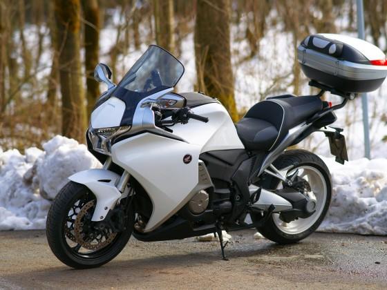 VFR1200FD first ride 2015