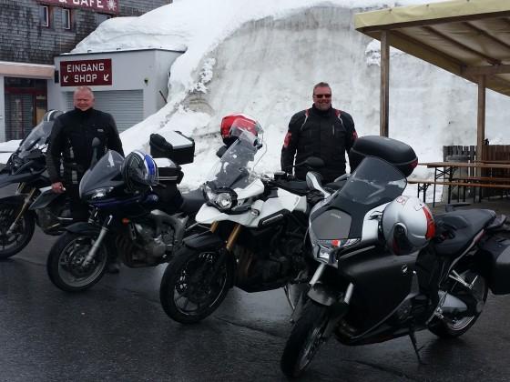 21. Mai 2019 Arlbergpass