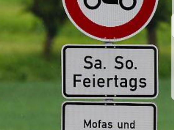 Fahrverbote