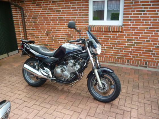 moped von meiner Frau
