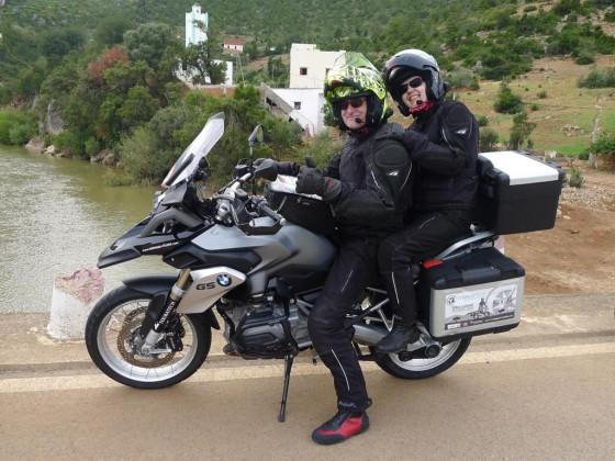 Durch Marokko mit BMW R1200GS
