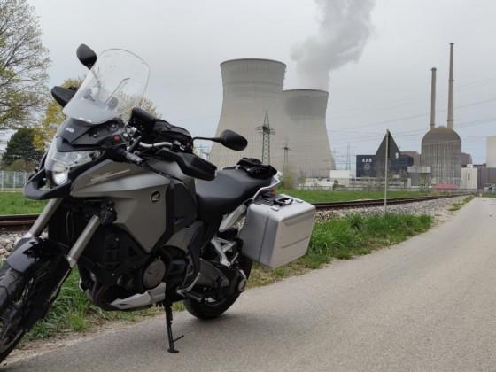 Schnell noch Brennstoff tanken
