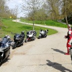 Odenwald Tour mit Norace & Kumpels