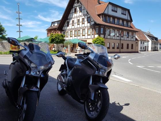 Ausblick Schwarzwald 2017 Hotel Löwen